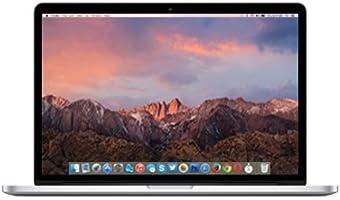 "MacBook Pro Retina 15""(Reconditionné Certifié)"