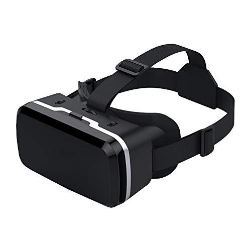 Virtual Reality Headset 3D-VR-Brille Schutzbrille-Gläser für Handy-Spiele und Filme Kompatibel mit 3.5-6.0inch iPhone Android Phone 1PC