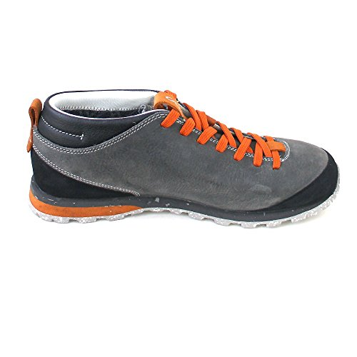 AKU Bellamont FG GTX, Chaussures de Fitness Outdoor Mixte Adulte Grau (Grey/Orange)