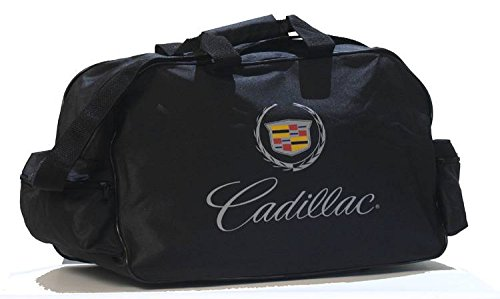 cadillac-logo-bag-unisex-leisure-school-leisure-shoulder-backpack