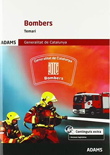 Temari Bombers Generalitat de Catalunya