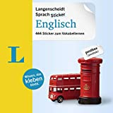 Langenscheidt SprachSticker Englisch - mit Fotos: 444 Sticker zum Vokabellernen