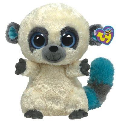 "Beanie Boo Monkey - Cleo Bush Baby - 21cm 9"""
