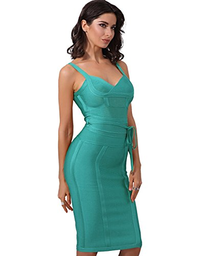 Adyce schwarze bandage kleid sexy hochzeitskleid ?rmellose abendhochzeitskleider midi eleganten luxus partyhochzeitskleid slim fit. Gr¨¹N