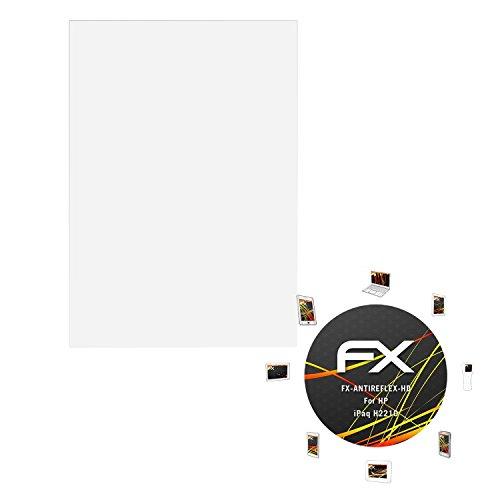 atFolix Schutzfolie kompatibel mit HP iPaq H2210 Displayschutzfolie, HD-Entspiegelung FX Folie (3X) -
