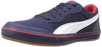Astro Sala Soccer Shoe, Peacoat White