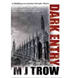 [Dark Entry]Dark Entry BY Trow, M. J.(Author)Hardcover