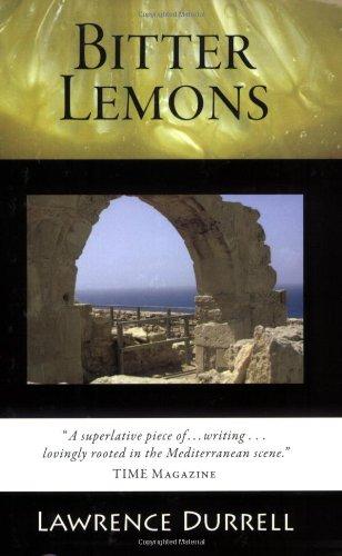 Bitter Lemons por Lawrence Durrell