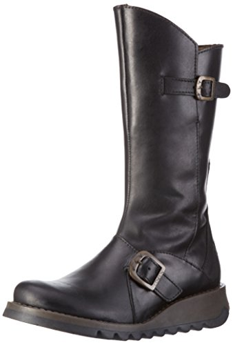 Feminino Do Sexo Pretas black 2 Fly 005 Meus Botas London wXHOHq0