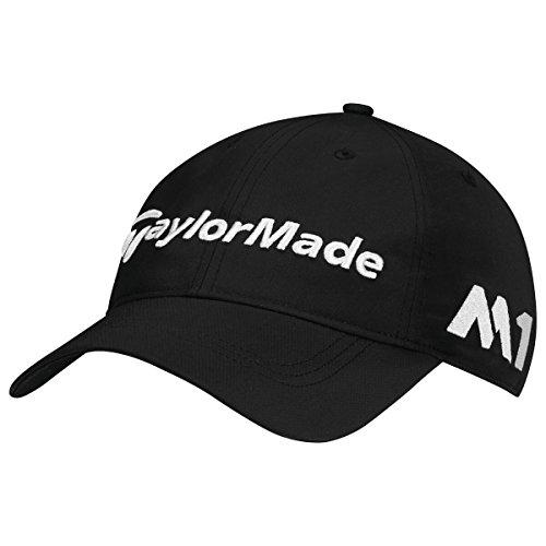 taylormade-litetech-tour-gorra-de-beisbol-para-hombre-negro-one-sizetamano-del-fabricanteunica