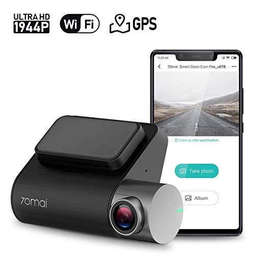 70mai Dash Cam Pro 1944P GPS ADAS Telecamera per auto DVR Controllo vocale 24 ore Monitor di parcheggio 140FOV Wif