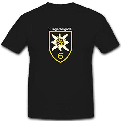 Österreich Jägerbrigade 6 JgBrig6Wappen Abzeichen Armee Bundesheer - T Shirt Herren #3499