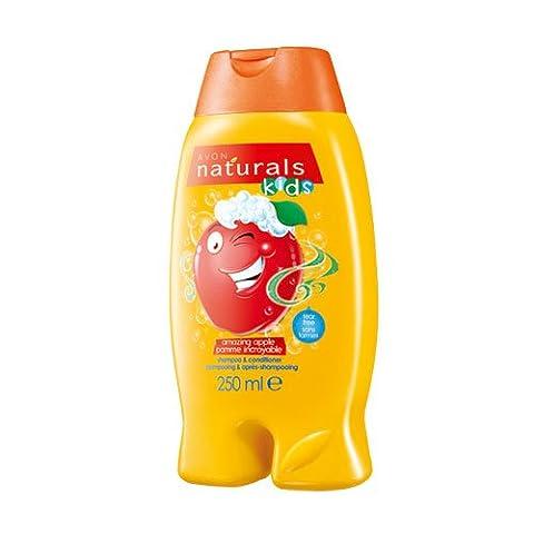 Avon Naturals Kids Shampoo und Conditioner, Amazing Apple 250ml