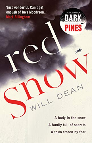 Red Snow (A Tuva Moodyson Mystery Book 2) by [Dean, Will]