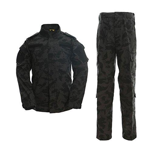 DRAGONPRO AU001 ACU Uniform Set Russian Night XS -