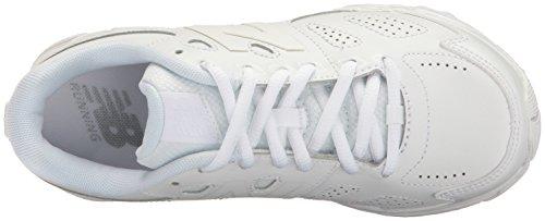New Balance Kx680, Running Mixte Enfant Blanc (White)