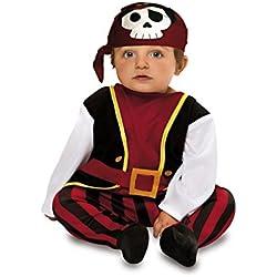 Disfraz para bebé de pirata, diferentes tallas.