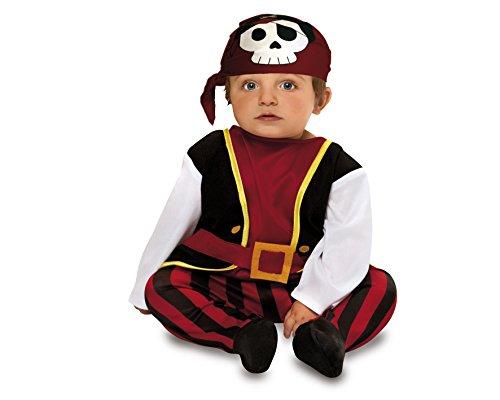 Imagen de my other me  disfraz de bebé pirata para niño, 7 12 meses viving costumes 200567