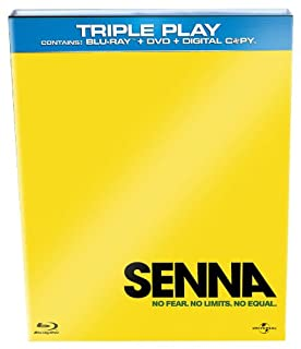 Senna - Triple Play with 'Making of' Production Notes (Blu-ray + DVD + Digital Copy) (B0057DI624) | Amazon price tracker / tracking, Amazon price history charts, Amazon price watches, Amazon price drop alerts