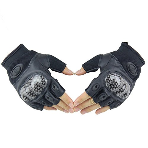 Weizhe Outdoor Tactical Protection - Guantes equitación