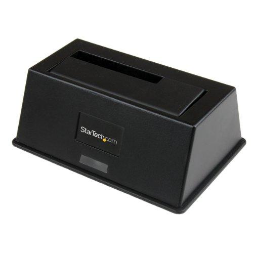 StarTech.com USB 3.0 SATA III Festplatten/SSD Dockingstation mit UASP - 2,5/3,5 Zoll (6,4/8,9cm) SATA I/II/II USB 3 HDD/SSD Dock