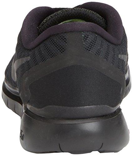 Nike Wmns Free 5.0 - Scarpe sportive Donna Black/Black-Anthracite