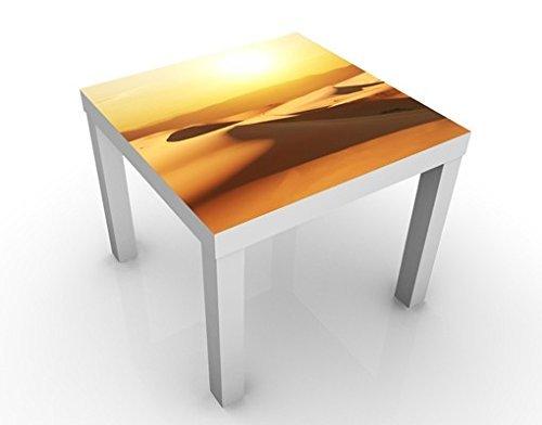 Mesa de diseño The Desert of Saudi Arabia 55x55x45cm, Tischfarbe ...
