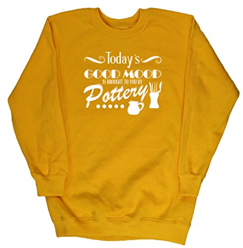 hippowarehouse-todays-good-mood-is-brought-to-you-by-pottery-kids-unisex-jumper-sweatshirt-pullover