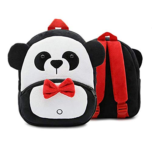 Cute Kids Backpack Peluche Animal Cartoon Mini Kids Bag per Baby Girl Boy  Età 1- afd9c54e52460