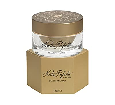 Bee Good NectaPerfecta Beautifying Mask (100ml) - combines British Bee Ingredients, Potent Active Plant Oils and skincare technologies to instantly transform all skin types and skin ages from Bee Good Enterprises Ltd.
