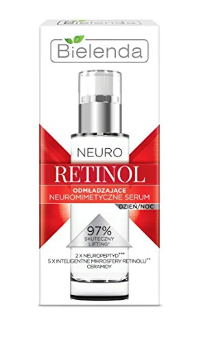 BIELENDA NEURO RETINOL Neuromimetikums Antifalten Serum Tag / Nacht 30 ml