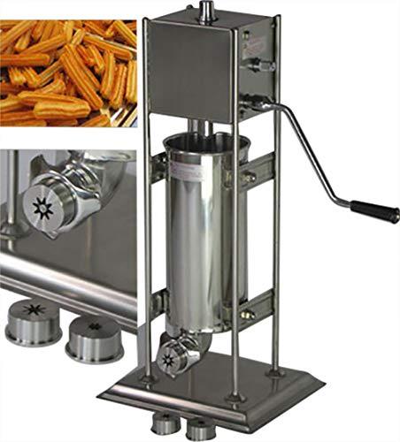BAOSHISHAN 5L manuel espagnol Churros machine à pain Commercial Outil Professionnel de machine à Churros de cuisine cuisson Pâtisserie CE