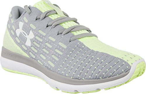 UnderArmour Ua W Threadborne Sling - overcast gray | lime fizz, Größe #:6 (Under Armour Sling)