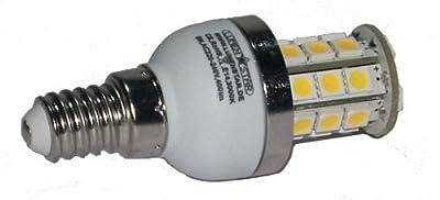 LumenStar® LED E14 Lampe 5 Watt - 400lm, 3000k warmweiß, 270° Abstrahlwinkel, ersetzt 40W - Cagliari von LumenStar® auf Lampenhans.de