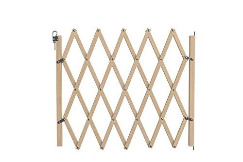 Nordlinger Pro 742000Stop'Fix-Barrera para animales de madera extensible