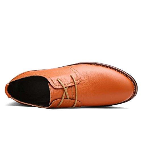 ZXCV Scarpe all'aperto Scarpe da uomo scarpe da uomo traspiranti all'aperto Marrone chiaro