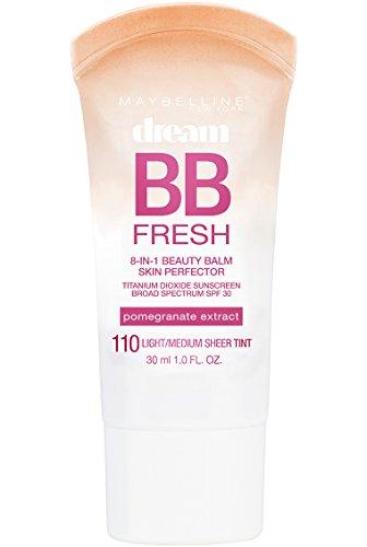 Maybelline Dream Fresh BB Cream (8 in 1 Skin Perfector) aus USA (Light-Medium)