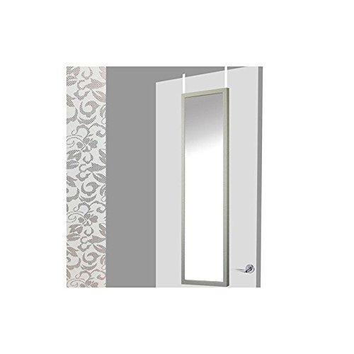 Espejo-para-puerta-plateado-floral-37x2x128
