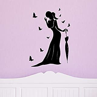 zhuziji Exquisite Behaved Women Home Decoration Wall Art Decor for Living Room Bedroom Decoration Acce 58cm X 82cm
