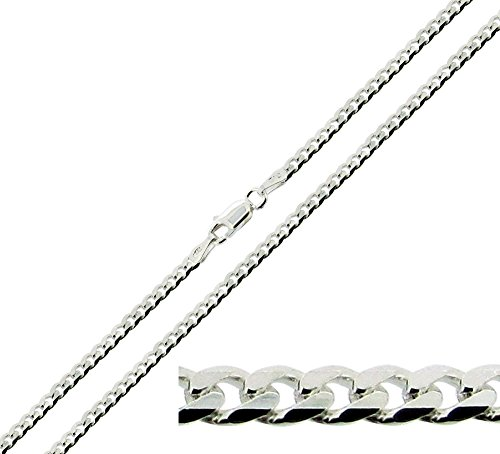 solid-925-sterling-silver-22-56cm-32mm-wide-flat-curb-chain-in-simple-gift-bag-63g