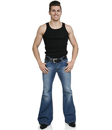 Comycom -  Jeans  - Campana - Uomo Blu
