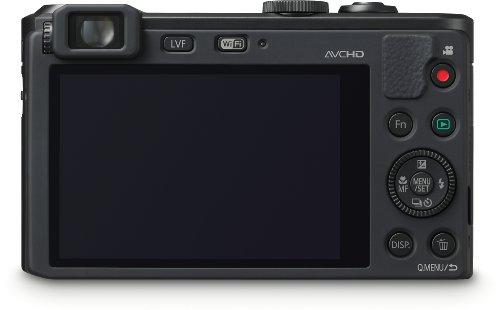 Panasonic LUMIX DMC-LF1 Premium Digitalkamera (12,8 Megapixel, LEICA DC VARIO-SUMMICRON Objektiv mit 7x opt. Zoom, Full HD, bildstabilisiert) schwarz - 6