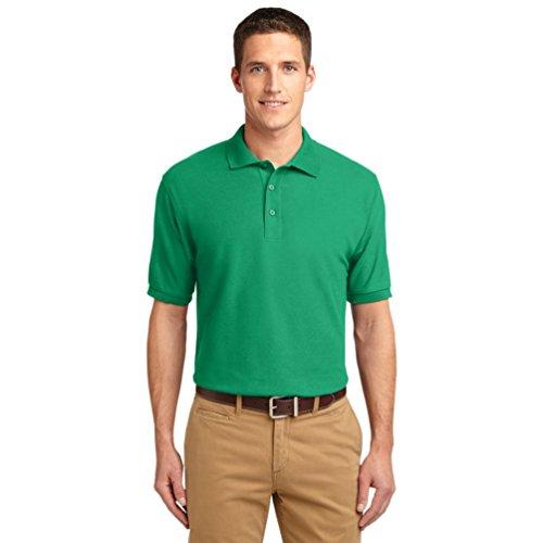 nuevo-port-authority-seda-touch-sport-maglietta-amarillo-dorato-m-court-green-xl