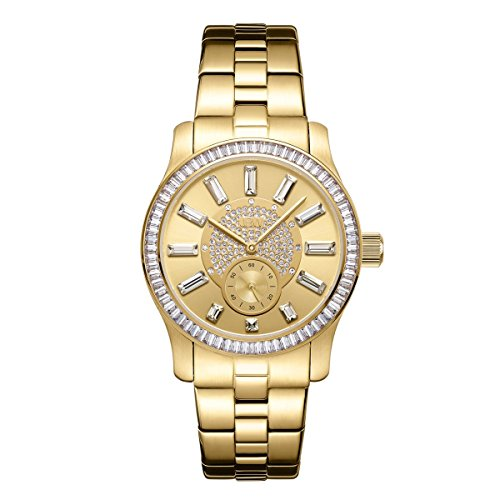 JBW Women's Diamond Watch with Swarovski Elements gold