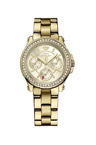 juicy-couture-pedigree-womens-quartz-watch-with-gold-dial-analogue-display-and-gold-rose-gold-bracel