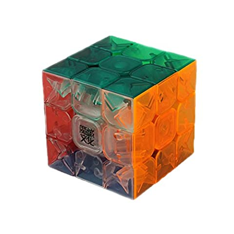 Cube Transparent - Moyu AOLONG Ⅱ plus 3X3X3 Rubik Cube