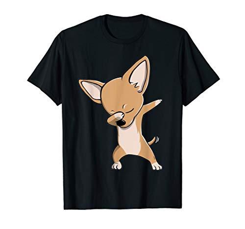 Shenghong Lin Chihuahua Dabbing Novelty Mens Black Hoodie Sweatshirt Sportswear Jackets With Hoodies