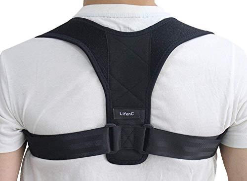 Lifenc ajustables corrección postura recto hombro