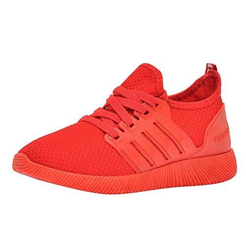 Sport Freizeit Schuhe Herren | Holeider Sneaker Laufschuhe Sportschuhe Mode | Männer Turnschuhe Freizeitschuhe Atmungsaktiv Leichte Bequem Fitnessschuhe,