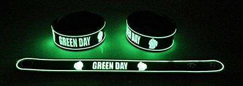 Green Day nuovo. Brillano al buio Bracciale Gdy 187G